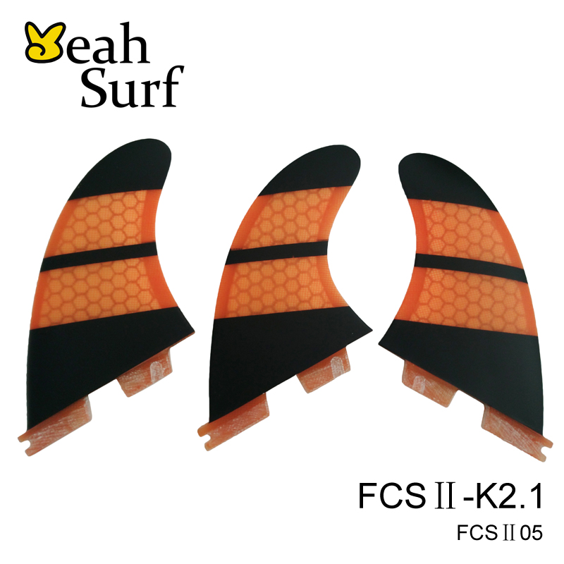 SUP Board Surf FCII Fins K2.1 Blue Yellow Orange Purple Fibreglass Honeycomb Surfing tri set Fin Quilhas m american vintage wall lamp indoor lighting bedside lamps wall lights for home stair lamp