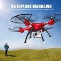 Mais novo syma x8hg com câmera hd 1080 p profissional rc zangão grande quadcopter rc helicóptero syma x8 x8g x8c x8w