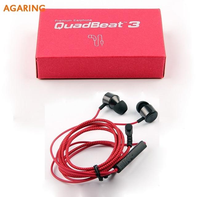 OriginalหูฟังกีฬาชุดหูฟังสำหรับLG G4 H818 G3 D855 D830 D851 VS985 D850 F400L In Earหูฟังแบบมีสายรีโมทคอนโทรลหูฟัง