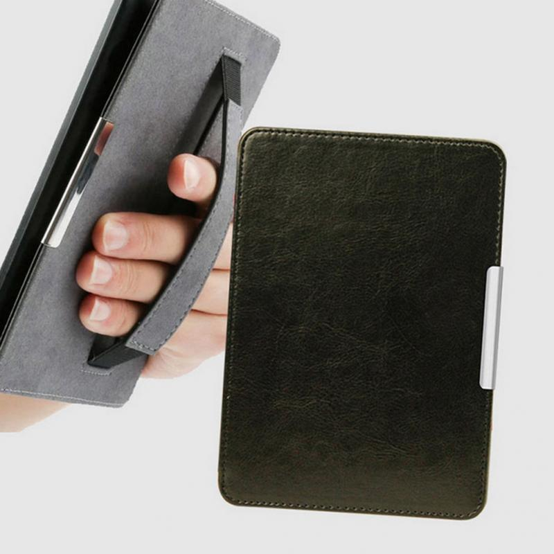 For kindle paperwhite case PU Leather Magnet Smart Case Cover Strap for Kindle Paperwhite 1/2/3 kindle paperwhite 1 2 3 case e book cover tpu rear shell pu leather smart case for amazon kindle paperwhite 3 cover 6 stylus