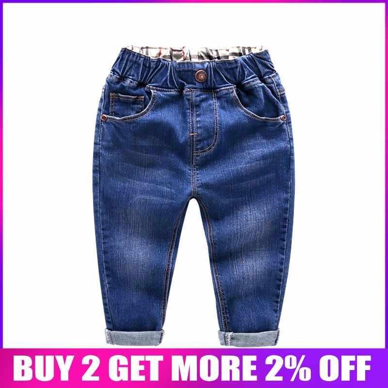 5e0d13f0e BibiCola otoño niños pantalones niños Deporte Pantalones vaqueros para  niños pantalones de Niños de moda ropa