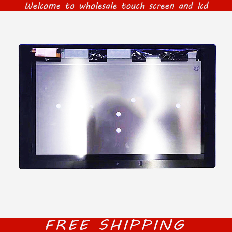 For Tablet Xperia Z2 SGP511 SGP512 SGP521 SGP541 LCD display touch screen assembly free shipping цена и фото