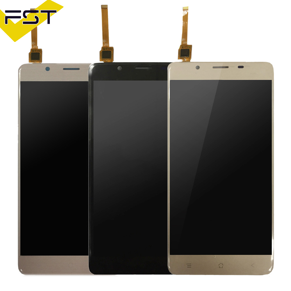 100% Tested Well For Blackview P2/P2 Lite LCD Display and Touch Screen Digitizer Assembly 5.5 Replacement +Free Tools