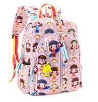 2016 Cute Bow Princess Children School Bags Top Quality Orthopedic Waterproof Backpack Mochila For Teenagers Kids