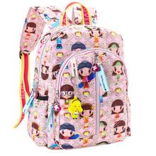 Cute Cartoon Children School Bags For Baby Girls Boys Top Quality Waterproof Kids Kindergarten Backpack Mochilas Rucksack