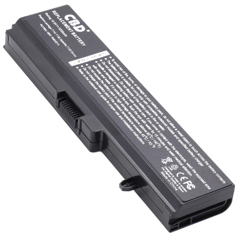 New Original Battery Laptop Toshiba Satellite L310 L510 L515 M300 Keyboard L511 L512 L517 L522 A200 A205 Yhr 6 Cells 5200mah For M500pa3817u 1bas Pa3818u 1brs