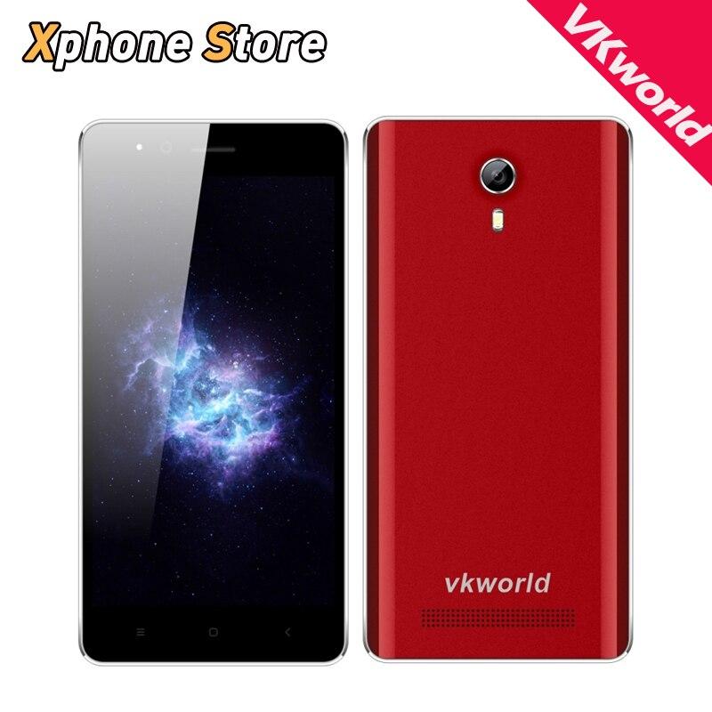 Original VKworld F1 MTK6580 Quad Core 4 5 inch Android 5 1 Dual SIM 3G WCDMA