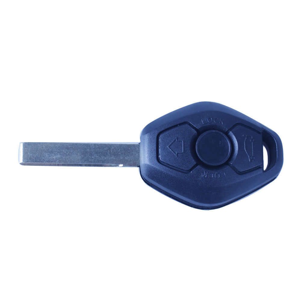 4buttons diamond shaped replacement keyless entry remote key fob transmitter for bmw 3 series head chip