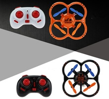 Nihui U207 Mini RC Quadcopter with LED Light 6-Axis Gyro Remote Control Toys Gift for Kids