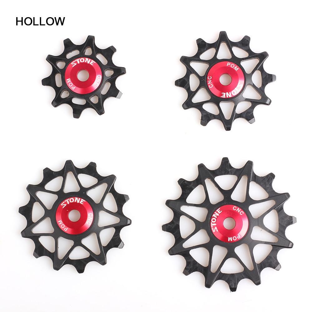 Задний переключатель передач для велосипеда, подшипник POM NSK, Jockeys, 12T 14T 16T, для горного и дорожного велосипеда, Узкие Широкие зубья, Jockey, колес...