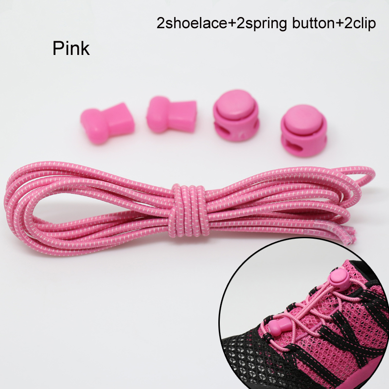 Tie shoelace Elastic Locking ,Shoelaces 22