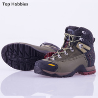 1/6 Soldato accessoires Hiking boots VM-004 Moderno US military navy guarnizione Hollow Senza piedi boot Fit 12 Pollice Phicen Action figura
