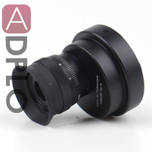 Big discount Metal SWEBO Fourth Generation Lens to Top Telescope Adapter Work For Nikon F Mount Revolutionary Design