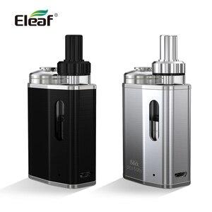 Image 3 - 원래 Eleaf iStick 피코 베이비 키트 내장 1050mAh 배터리 버튼 잠금 시스템 GS 공기 0.75ohm 헤드 전자 담배