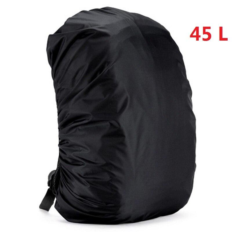 Mount Chain 35/45 л регулируемый водонепроницаемый рюкзак с защитой от пыли дождевик Портативный Сверхлегкий плечо защиты Открытый Инструменты для пешего туризма - Цвет: 45 liters 2