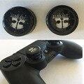 Cráneo Fantasma Grip Thumb Stick Protector Cubierta Botones Para Playstation 4 Controlador PS4 Dualshock 4 Jelly PROCAP Con caja Al Por Menor