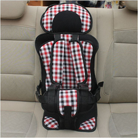 Portable Baby Carseat Child Safety Children Chair Car Portable 5 Point Cadeira Para Carro Child Car