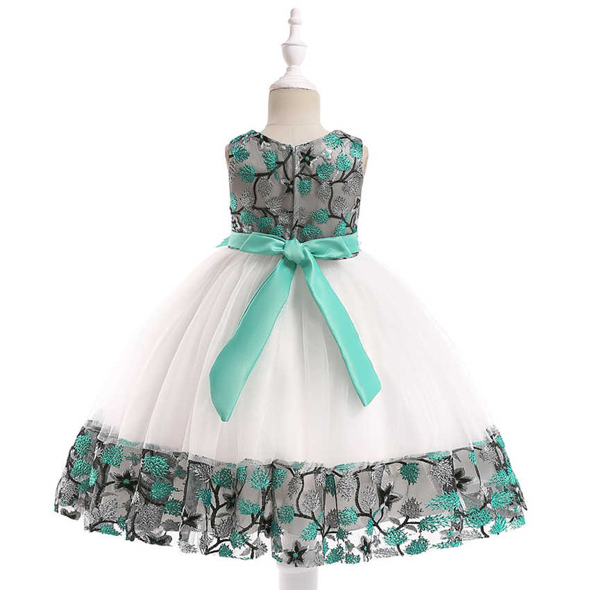 2019 платье принцессы для девочек; Детские платья для девочек на свадьбу, вечернее платье для девочек в цветочек платья для первого причастия, платья для конкурсов и праздников
