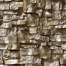 4 renk yeni 3D kaya taş duvar kağıdı Eski 3D Tuğla taş duvarlar için duvar kağıdı Oturma odası yatak odası şam duvar kağıdı rulo