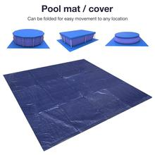 New High-quality Durable Swimming Pool Ground Cloth Protective Cover Floor Mat Square Gasket Accessories