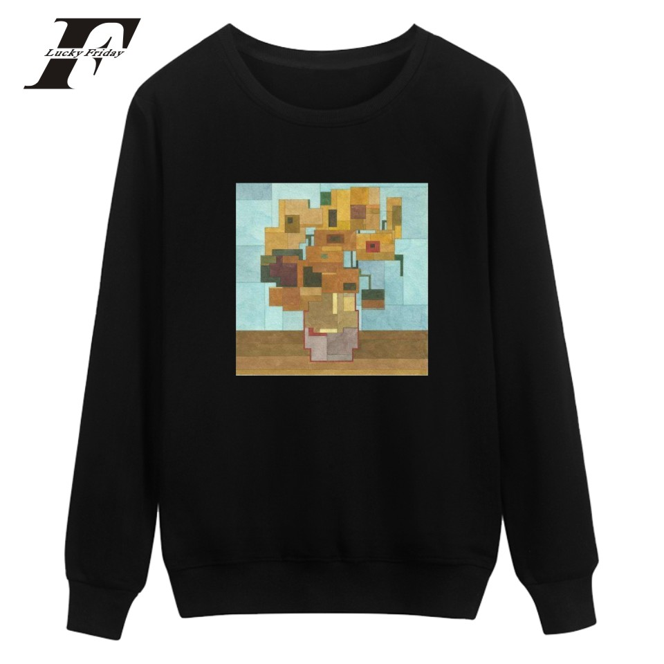 Hot Sale Autumn Long Sleeve Harajuku Sweatshirt Men women Black Sweatshirt Men Hip Hop Design Casual Pullover Clothing 4XL XXS