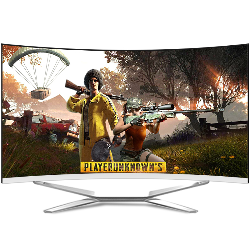 CPU i3/i5/i7 RAM 2/4/8GB SSD 120/240GB pc with 27 inch HD monitor  all in one desktop gaming PC computer 3