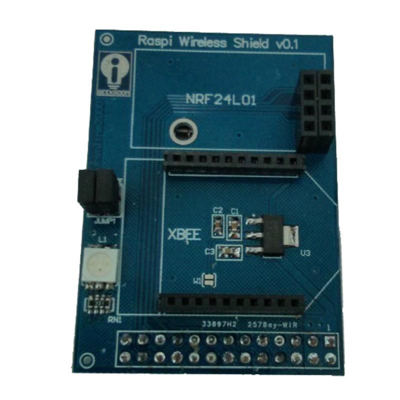 Sans fil Carte D'extension Pour Raspberry Pi Soutien pour Zigbee XBee NRF24L01 NRF24L01 +