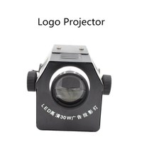 Gobo Projector 30W 50W Customzied Logo Lens Party Disco Ktv Stage Light LED Coffee Cafe Lights