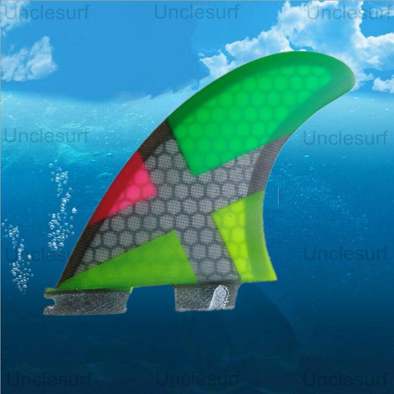 FCS ii Fins Quilhas Keels Honeycomb Fin Fiberglass Surfboard Thrusters Tail Rudder Surf Fins Fcs 2 G5 aletas surf fcs sup fins ...
