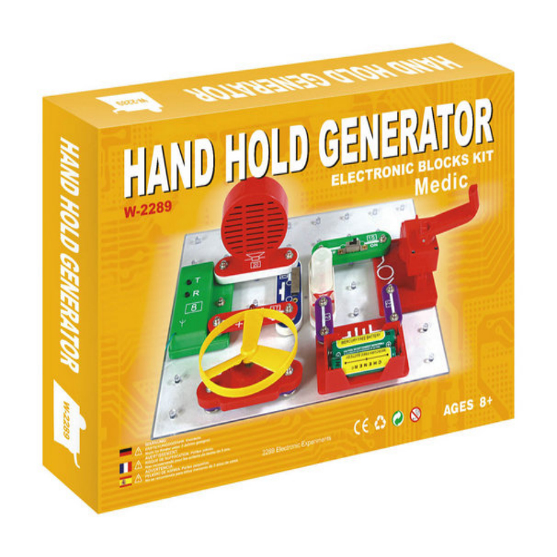 где купить 2289 Kinds Compound Mode Snap Circuits Electronics Discovery Kit Electronic Building Blocks Assembling Toys for Kids w-2289 по лучшей цене