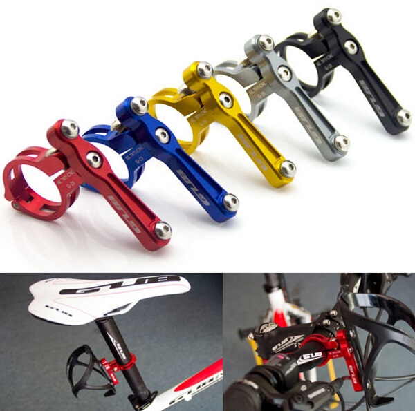 Useful Aluminum Bike Bicycle Cycling Drink Water Bottle Rack Holder Cage CL