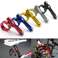 5 Colors Aluminum Alloy Mountain Bike Water Bottle Cage Bicycle Cycling Drink Water Bottle Rack Holder