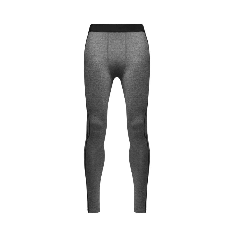 Mens Sport Workout Fitness Compression Leggings Pants Bottom Gym Athletic Weight Lifting Bodybuilding Skin Tights Trousers