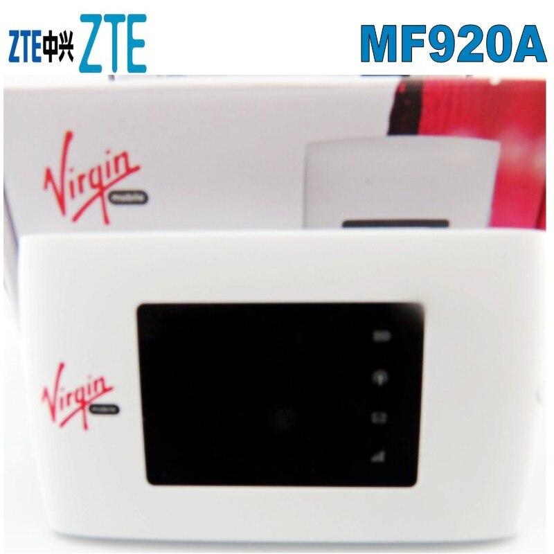 zte mf920a + 4g 35dbi ts9 antena