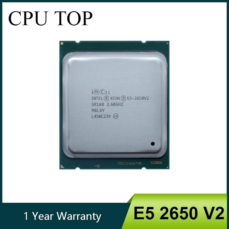 INTEL XEON E5 2650 V2 SR1A8 CPU 8 CORE 2 60GHz 20M 95W PROCESSOR E5 2650