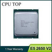 معالج انتل سيون E5 2650 V2 SR1A8 CPU 8 CORE 2.60GHz 20M 95W CPU