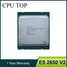 INTEL XEON E5 2650 V2 SR1A8 CPU 8 çekirdekli 2.60GHz 20M 95W İşlemci İşlemcisi