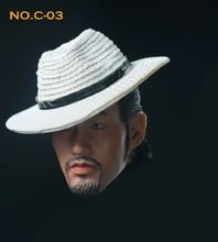 1/6 Scale Chinese Male Soldier Head Sculpt model Kwok Kuen Chan for 12inch action figure toys jean claude van damme 1 6 scale male soldier head sculpt kungfu star resin carving model for 12inch action figure toy mnotht m3n