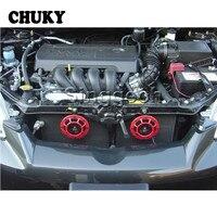 12V Car Red Electric Blast Tone Horn Kit for Honda Civic Accord Crv Toyota Corolla RAV4 Yaris chr Auris Aygo Camry 2018