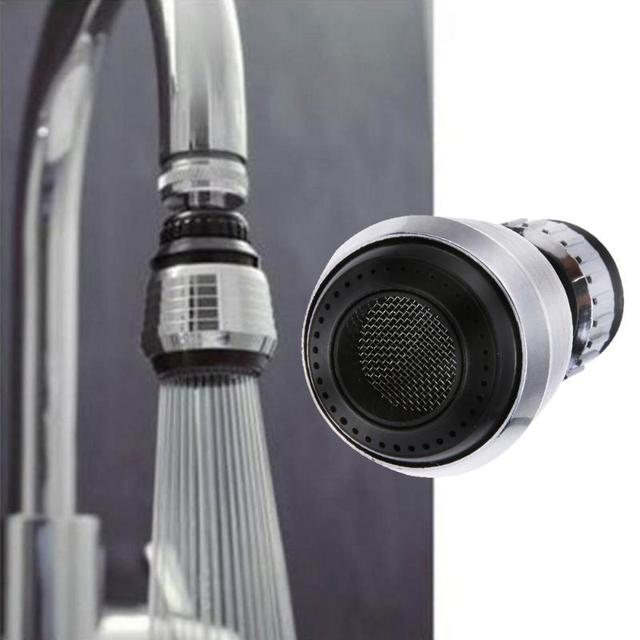 台所の蛇口の水バブラー節水タップエアレーターディフューザー蛇口フィルターシャワーヘッドフィルターノズル用浴室