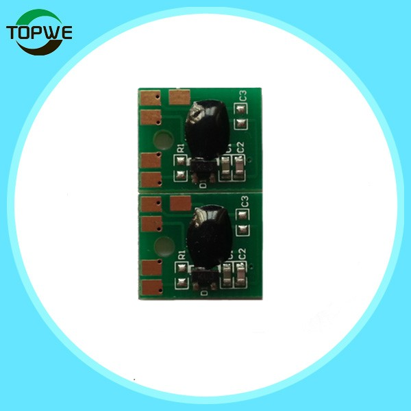 52D1X00 toner chips for Lexmark  MS811 MS812 45K yield NA region 52d3h00 523h toner cartridge chip for lexmark ms810 ms811 ms812 ms 810dn 811dn 812de 810 812 counter reset powder refill chips