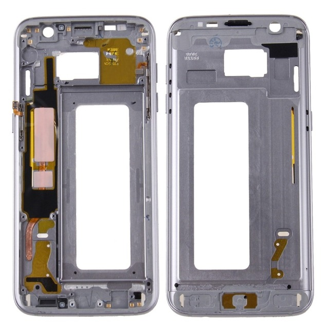 IPartsBuy для Samsung Galaxy S7 Edge/G935 Передняя Корпус ЖК Рамка Рамка Плиты