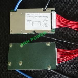 Image 2 - Vận Chuyển Miễn Phí! 51.8V Lithium Ion Bms 3.7V 14S 30A BMS Với Chức Năng Cân Bằng Khác Nhau Sạc Và Xả cổng