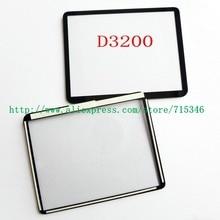 ЖК-дисплей Экран окна Дисплей(акрил) Внешний Стекло для NIKON D3200 D3300 Камера Экран Защитная пленка для дисплея+ лента