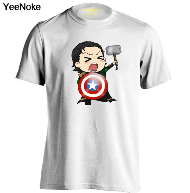 Tom Hiddleston Loki Mibu Mens & Womens Cool T Shirt Custom ...