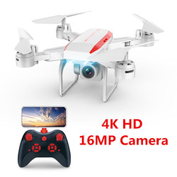 Best RC Drone 4K HD Camera FPV WiFi Optical Flow Real Time Aerial Video RC Quadcopter Aircraft Fly 20mins RC Drone Camera