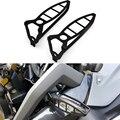 Para BMW F800GS F650GS Escudos de Proteção de Luz Sinal de Luz Sinal de Volta Cobrir para F800GS F650GS motocicleta peças after market