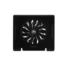 Cooler Master CMC3 Ultra-Slim Laptop Cooling Pad met 200mm Stille Fans Notebook Koeler Pad Base Voor Laptop 9 ''-15.4''(China)