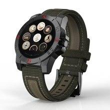 Sport en plein air Bluetooth Smart Watch N10 Avec Boussole Moniteur de Fréquence Cardiaque Étanche Smartwatch Fitness Tracker Pour Android IOS