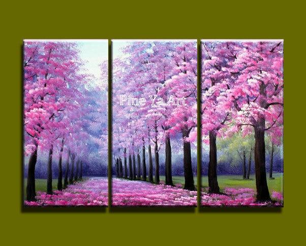 Bedroom Triptych Art